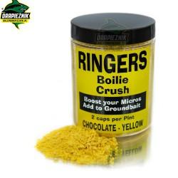 Ringers Boilie Chocolate Crush - YELLOW