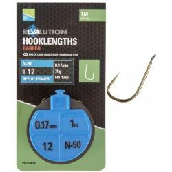 Przypony Preston REVALUTION Hooklengths 100cm N-50