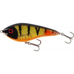Westin Swim Glidebait 10cm SUSPENDING - 3D Golden Perch