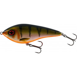 Westin Swim Glidebait 12cm SUSPENDING - Bling Perch