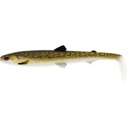 Westin BullTeez Shadtail 18cm - Natural Pike