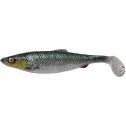 Savage Gear 4D Herring Shad 9cm - Green Silver