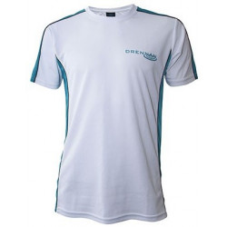 Koszulka Drennan Performance T-Shirt WHITE