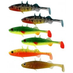 Westin Stanley The Stickleback 7.5cm - Dark Water Mix 6pcs
