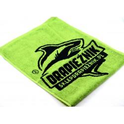 Ręcznik Drapieżnik - ZIELONO-CZARNY