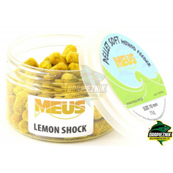 Pellet MEUS Sinking miękki na włos 10mm - Lemon Shock