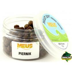 Pellet MEUS Sinking miękki na włos 10mm - Piernik