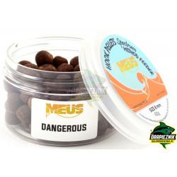 Pellet MEUS Spectrum na włos 8mm - Dangerous