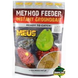 Zanęta MEUS Method Feeder Instant Groundbait 700g - Lemon Shock