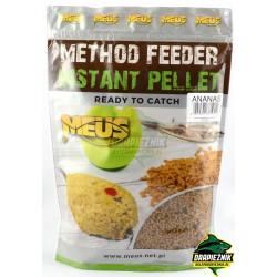 Pellet MEUS Method Feeder Instant Pellet 700g - Ananas