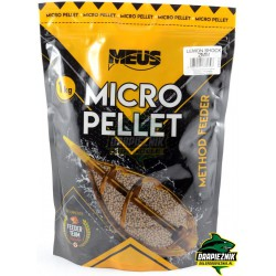 Pellet MEUS Durus Micropellet 1kg 2mm - Lemon Shock