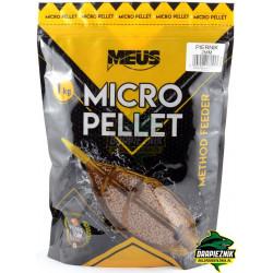 Pellet MEUS Durus Micropellet 1kg 2mm - Piernik