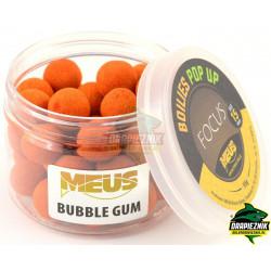 Kulki MEUS Focus POP-UP na włos 15mm - Bubble Gum