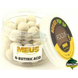 Kulki MEUS Focus POP-UP na włos 15mm - N-Butyric Acid
