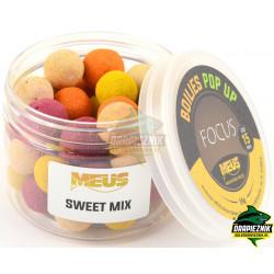 Kulki MEUS Focus POP-UP na włos 15mm - Sweet Mix