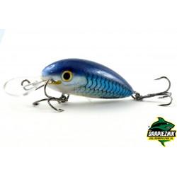 Wobler Hunter - PIXEL 4.5cm BLUE