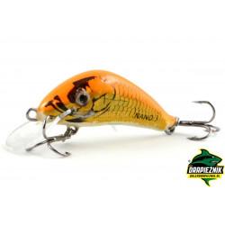 Wobler Hunter - NANO 3.5cm GMO