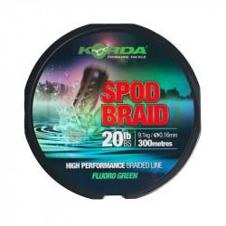 Plecionka Korda Spod Braid 300m - 0.16mm // 20lb