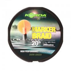 Plecionka Korda Marker Braid 300m - 0.16mm // 20lb