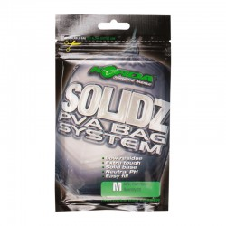 Worki Korda PVA Solidz PVA Bag System - M