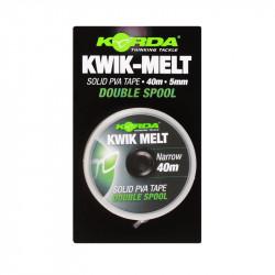 Taśma PVA Korda KWIK-MELT Solid PVA Tape - 40m / 5mm