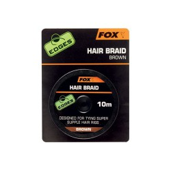 Fox Edges - Hair Braid