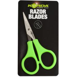 Nożyczki Korda Razor Blades