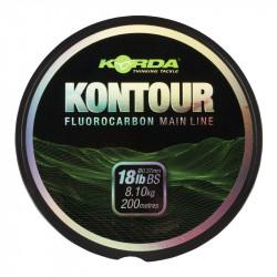 Żyłka Korda Kontour Fluorocarbon 200m