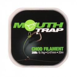 Materiał przyponowy Korda Mouthtrap 20m