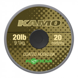 Materiał przyponowy Korda Kamo Coated Hooklink 20m