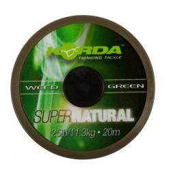 Materiał przyponowy Korda Super Natural Braid 20m