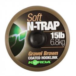 Materiał przyponowy Korda N-Trap Soft 20m
