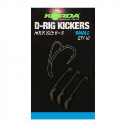 Pozycjonery haczyka Korda Kickers D-Rig - XL