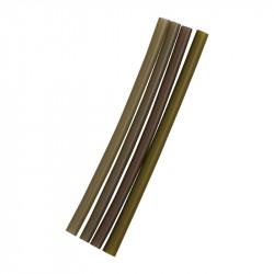 Rurki termokurczliwe Korda Shring Tube - WEEDY GREEN 1