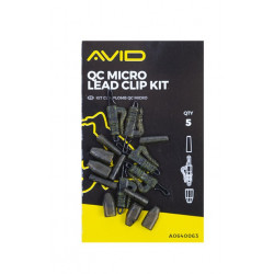 Avid QC Micro Lead Clip Kit
