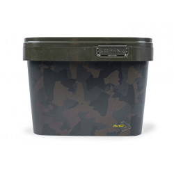Wiadro Avid Lok Down Camo Bucket - 10L