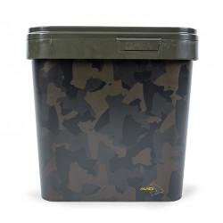 Wiadro Avid Lok Down Camo Bucket - 17L