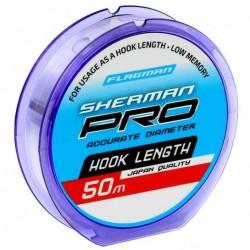 Żyłka Flagman Sherman Pro Hook Length 50m