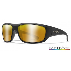 Okulary Wiley X Captivate - OMEGA Polaraized Bronze Mirror