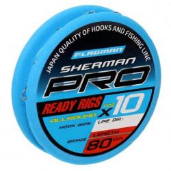 Przypony Flagman Sherman Pro All Round 80cm