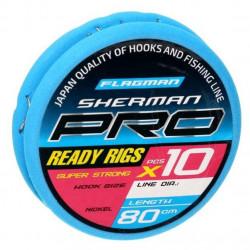 Przypony Flagman Sherman Pro Super Strong 80cm