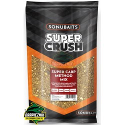 Sonubaits Supercrush - Super Carp Method Mix