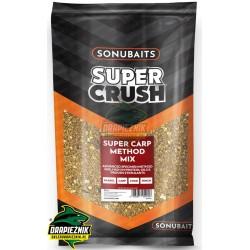 Sonubaits Supercrush - Super Carp Method Mix