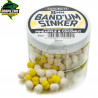 Sonubaits Band'Um Sinker 8mm - Pineapple & Coconut