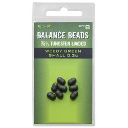 Koraliki ESP Balance Beads Weedy Green - Small 0.3g