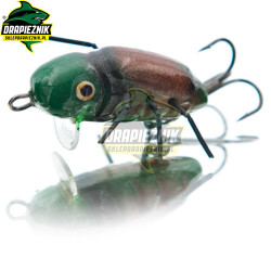 Wobler Hunter - CHRABĄSZCZ 2.4cm BR