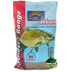 Zanęta Champion Feed Wonder Range 2kg - ALLROUND