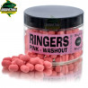 Ringers Chocolate Pink Wafters 6mm - WASHOUT