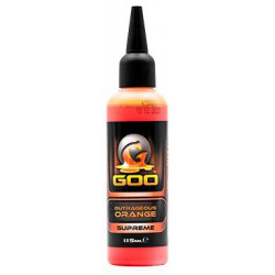 Atraktor Korda Goo Kiana Carp 115ml - Outrageous Orange Supreme