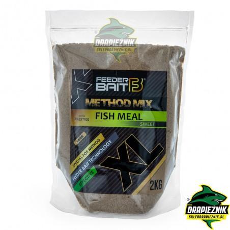 Zanęta Feeder Bait PRESTIGE XXL Method Mix 2kg - Fish Meal Sweet